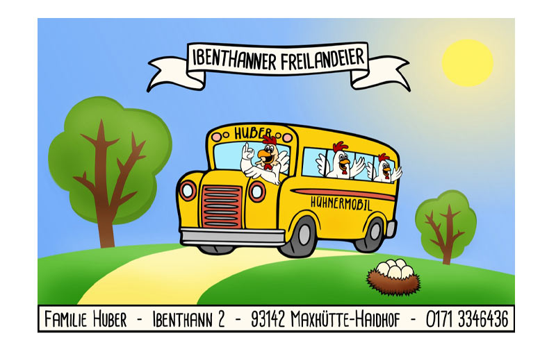 ibenthanner-freilandeier_huber_logo