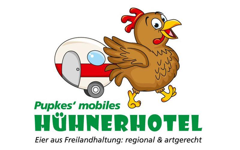 pupkes-huehnerhotel_logo